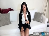 PropertySex Ruthless Agent Fucked By Inspector