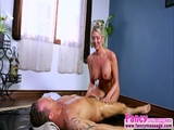 Massive boobs and tatooed Lexi Lowe gets fucked by Marcus London