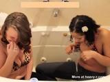 Bikini Girls Puking - Vomit Videos