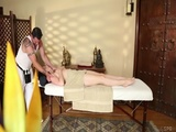 Great massage room with amazing beauties