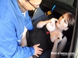 Stranded Babe Fucked By Help - Public Videos