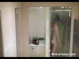 Step Sister Starts Masturbating In Shower - Stepsister Videos