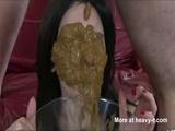 Sweet Diarrhea In Face - Scat shit Videos