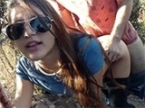 Fucking Cock Hungry Teen Girl On The Cliff Side