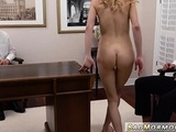 Extra Small Rebel Teen And Eats Creampie From Mistress I