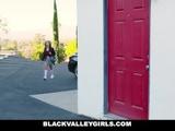 BlackValleyGirls - Hot Ebony Teen Makes Her Neighbor Cheat On His Girlfrien