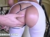 BANGBROS - Julianna Vega Fucked Around The House (ap13758)