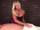 Cbt And Handjob After Nice Massage