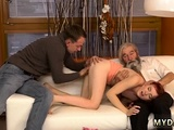 D By Daddy First Time Unexpected Practice With An Older