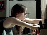 Allison Williams Sex In The Kitchen From Girls Series ScandalPlanetCom