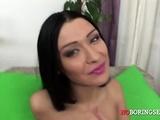 Cutie Sucks Penis And Fucks Inside Pov Vid