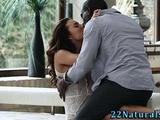 Interracial Amorous Babe