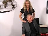Big Tits Milf Titty Fuck With Cum On Tits