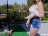Stuffing Stepmom Like A Turkey (Full Video)