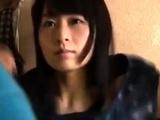 Japanese Teen Hairy Twat Drilled