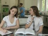 riley reid - the schoolgirl