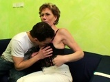Milf Receives A Hardcore Pounding From A Stud