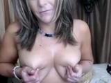 Tasty Milf Model Puts On A Sexy Cam Tease