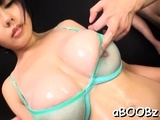 Strong Fucking With A Big Breasts Adorable Babe