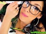 Pov Latina Ho Sucking