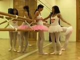 Horny Lesbian Slut Hd Xxx Hot Ballet Damsel Orgy