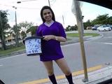 Dink Handles A Foxy Latin Ada Sanchez With Huge Natural Tits