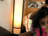 Intimate Sex Between Two Naughty And Sex Black Lesbians.